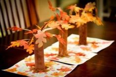 Cute fall craft by winifred