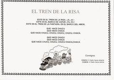 CANTORES INFANTILES: EL TREN DE LA RISA Question Mark, Songs, This Or That Questions, Education, Poster, Videos, Blog, Singers, Childish Quotes