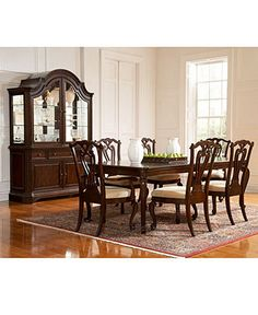 Bordeaux Louis PhilippeStyle Dining Room Furniture Collection - Macys dining room sets