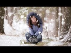 ▶ How to Create Snow in Photoshop - YouTube