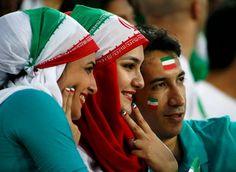Iranian Soccer Stars Warned: No Selfies With Female Fans - Sports - Haaretz