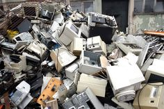 Second Hand Shop, Electronic Recycling, Electronic Gifts, Where To Recycle, E Waste Recycling, Workbench Designs, Pineapple Images, Snack Video, Old Computers