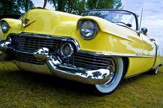 1953 Cadillac ElDorado Biarritz Convertible