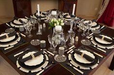 Art de la table: noir et blanc Decopolitain-Art de la table 30-Noir et blanc-1 – Decopolitain