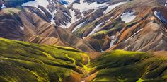 Iceland - Color Explosion Photo by Fran Llano — National Geographic Your Shot