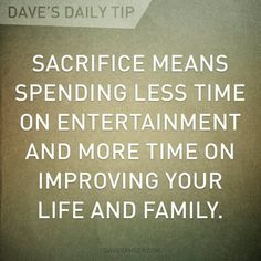 Spending Smart: Dave Ramsey – Finance tips, saving money, budgeting planner Great Quotes, Quotes To Live By, Inspirational Quotes, Motivational Messages, Change Quotes, Trauma, Financial Peace, Financial Success, Financial Quotes