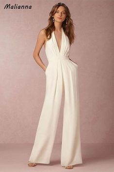 2560fb1cb5e48 Cool Jumpsuit for Sale! This jumpsuit is made with high-quality fabrics.  White