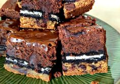 Even Sluttier Slutty Brownies: What's naughtier than Oreos, cookies AND brownies all in one treat? The addition of salty caramel, of course! Dig into these top-rated fudgy brownies to see what all the fuss is about. It's good to be a little bad sometimes.