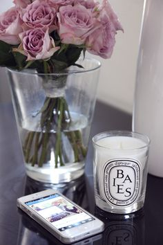 fabelimo: Diptyque Candle <3 www.fabelimo.com