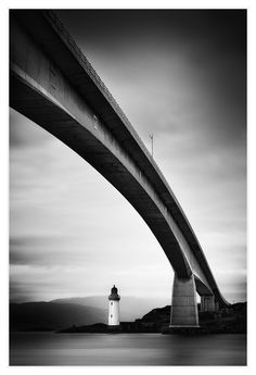 Eilean Bàn Lighthouse von Christian Maier (amarok)