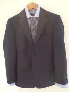 nieuwe blauwe blazers Breast, Suit Jacket, Suits, Jackets, Fashion, Down Jackets, Moda, Fashion Styles, Suit