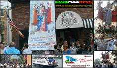 the feast of the Madonna dei Martiri  New Jersey - from Molfetta - Italy Juventus Club Hoboken www.ilovemolfetta.it
