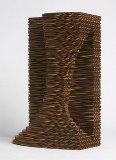 Zwarts en Jansma - Serendipity – playing with corrugated cardboard