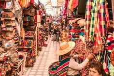 Cancha - Cochabamba, Bolívia
