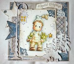 Magnolia cards by Barbara GR: Guest DT at Simply Magnolia