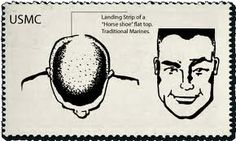 marine flat top haircut - Google Search
