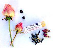 èrlithe Rose Tea natural solid perfume Perfume Packaging, Solid Perfume, Rose Tea, Natural, Tableware, Dinnerware, Tablewares, Dishes, Place Settings