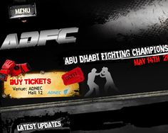 Born in the Emirates ADFC is the largest and most popular Mixed Martial Arts (MMA) promotion in the MENA region. Click here and get more and more information about Website design dubai  http://www.rena-scent.com/website-designer-dubai-portfolio/