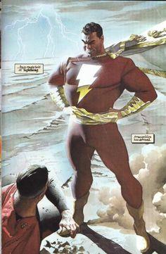 Captain Marvel (Alex Ross)
