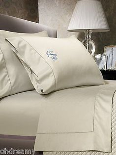Ralph Lauren Home Langdon Hollywood Cream Standard Pillowcase