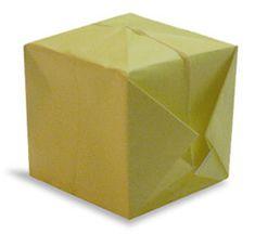 Easy Origami Balloon!