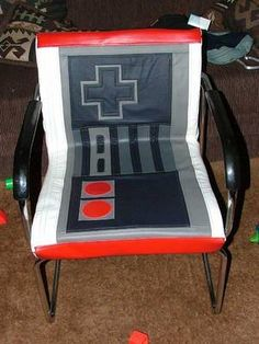 20 Pieces Of Nerd Furniture ~ Now Thatu0027s Nifty