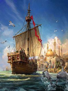 """""""Anno 1404"""" by Karakter studio"""