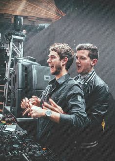 There is nothing more perfect then these two fucks #zedd #dillionfrancis #edm