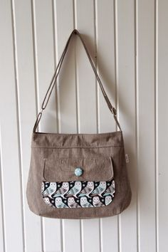 Thistle Pocket Tote