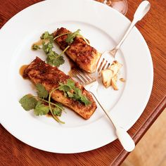 Salmon, Honey and Glazed salmon on Pinterest