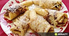 Chimichanga, Hungarian Recipes, Hungarian Food, Caribbean Recipes, Pancakes And Waffles, Sweet Desserts, Cakes And More, Low Carb Recipes, Food And Drink