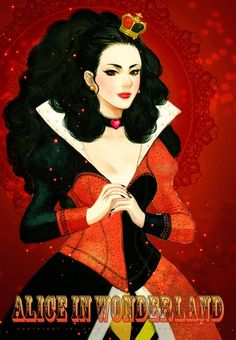 disney beautiful Queen of Hearts