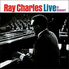 Ray Charles Live In Concert to be Re-issued by Concord Music Group Lp Vinyl, Vinyl Records, Best R&b, Concord Music, Great Albums, Set Me Free, Ray Charles, I Love Music, Soul Music