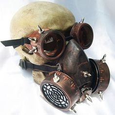 Retro Men Women Steampunk Military Goggles Gas Mask for Cosplay Gothic Punk Rock Glasses Respirator Period Costumes Accessories Steampunk Accessories, Steampunk Clothing, Steampunk Fashion, Costume Accessories, Steampunk Gas Mask, Steampunk Cosplay, Steampunk Diy, Victorian Steampunk, Victorian Fashion