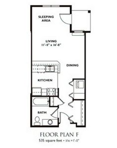 Studio blueprints studio apartment floor plan unit a studio studio blueprints studio apartment floor plan unit a studio studio pinterest studio apartment floor plans apartment floor plans and studio malvernweather Images