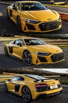Audi Yellow Edition luxury exotic cars Luxury Cars World - Audi luxury hot super cars Our online Audi S3 8l, Rs6 Audi, Audi S5 Sportback, New Audi R8, Audi R8 V10 Plus, Top Luxury Cars, Luxury Sports Cars, Audi Sport, Sport Cars