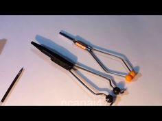 How to make Fly Tying Bobbin Holder (1)Cách Làm Kẹp Suốt Chỉ Buộc Mồi Fly - YouTube