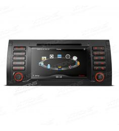 """PF7239B - 7"""" Digital Touch Anti-reflection Screen DVD Player GPS Navigation Special for BMW X5 (1996 - 2006). HIGHLIGHTS: 1.Anti-reflection Touch Screen; 2.e-Mark Certification; 3.Compatible with a Wide Range of Frequencies; 3.Efficient Heat Dissipation; 4.Car Standard Design for Easy Installation & perfect Fitting. http://xtrons.co.uk/pf7239b-7-inch-hd-touch-screen-dvd-player-with-sat-nav-for-bmw-x5-1996-2006.html"""