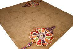 Tapis Handtuft Handmade Pure new wool carpet. http://tapisbouzoubaa.com/en/home/569-tapis-handtuft.html