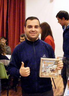 And the winner is... ¡Manuel López! (Córdoba)