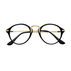 6e923761a07 True Vintage Fashion Style Clear Lens Round Eyeglasses Frames R2900  Trending Sunglasses