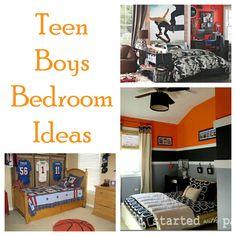 Boy Teenage Bedroom Ideas, Bedroom, Second Chance To Dream Teen Boy Bedroom Ideas. I like top photo with the grey camo bedding.