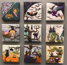 halloweenies quilt blog