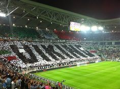 Juventus Stadium.  Turin. Italy.