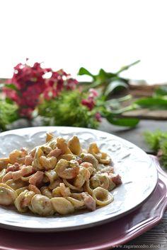 Orecchiette pistacchio e gamberetti http://www.zagaraecedro.ifood.it/2017/03/orecchiette-pistacchio-e-gamberetti.html