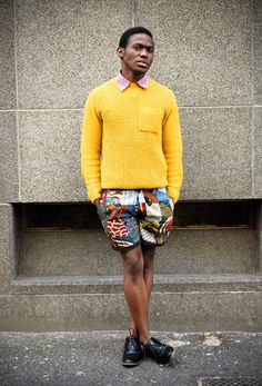 South African street style