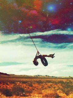 Quiero libertad en un mundo material, sentir el amor sin volverme a enamorar.