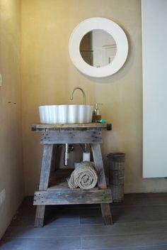 Rustikale Badezimmer Von Architetto Silvia Giacobazzi Mehr