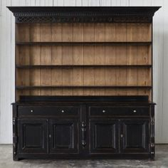 Buffet Cabinet   Ebony Finish   Products   Ralph Lauren Home