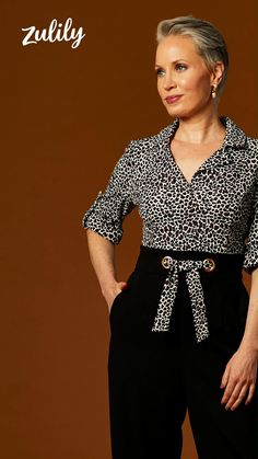 Shop zulily & save up to everyday on clothing, shoes & accessories for women. Discover cute dresses, sexy lingerie & stylish handbags every day on zulily. Over 60 Fashion, Work Fashion, Coats For Women, Clothes For Women, Casual Outfits, Cute Outfits, Fashion Sewing, African Dress, Cute Dresses